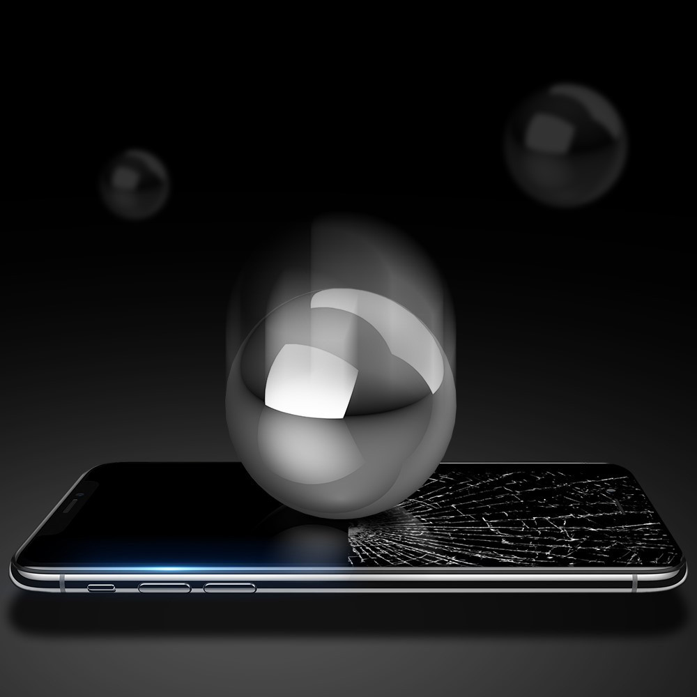 واقي شاشة DUX DUCIS لأيفون 11 برو وأيفون XS-X شاشة كاملة