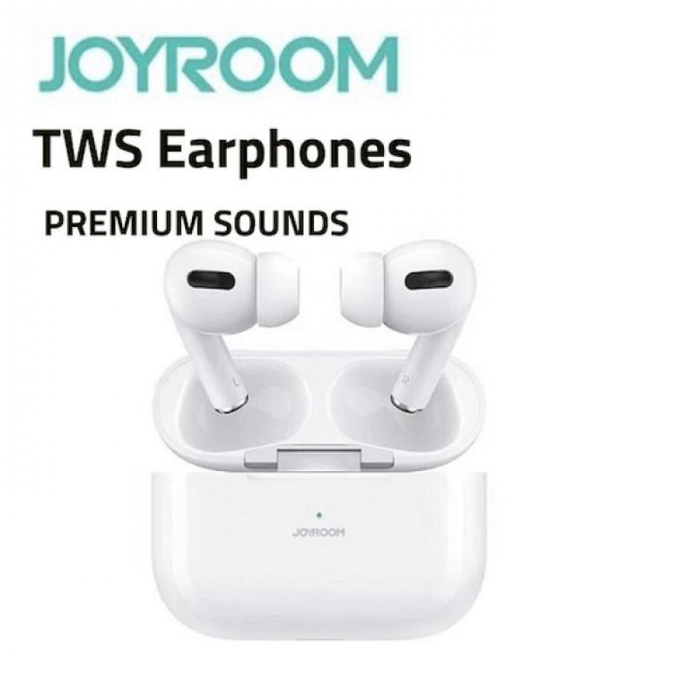 سماعة لاسلكية Joyroom T03 pro بالبلوتوث - أبيض