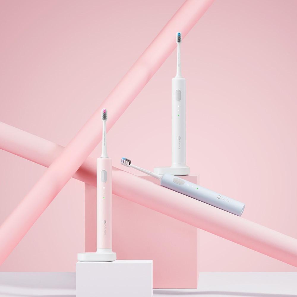 فرشاة أسنان كهربائية XIAOMI YOUPIN C1 بتقنية الاهتزازات الصوتية