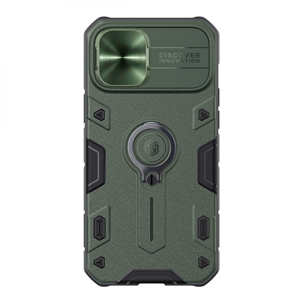 كفر NILLKIN CamShied Armor مقاوم للصدمات لأيفون 12و أيفون 12 برو iPhon
