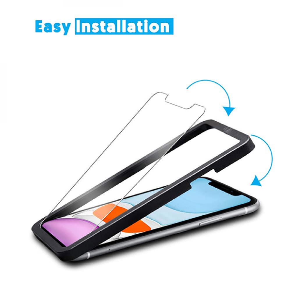 واقي شاشة شفاف أيفون إكس إس ماكس و أيفون 11 برو IPhone Xs Max-11 Pro M