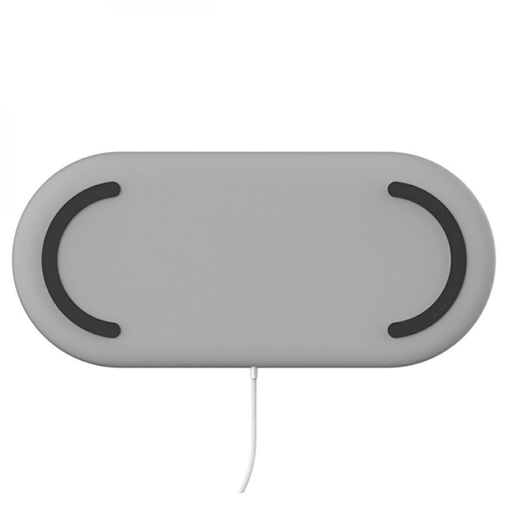 قاعدة شحن لاسلكية لأجهزة أبل Wireless Charging Pad for Apple Devices