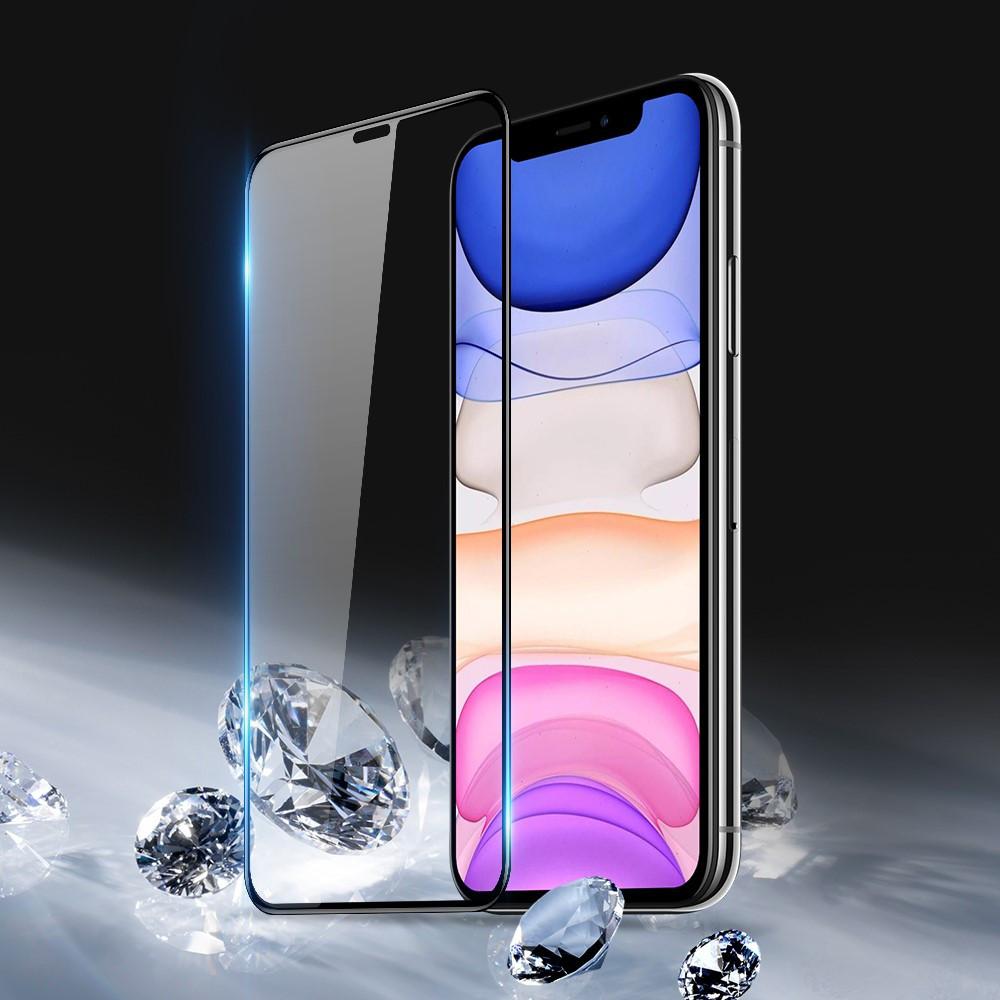 واقي شاشة DUX DUCIS لأيفون 11 وأيفون XR شاشة كامل