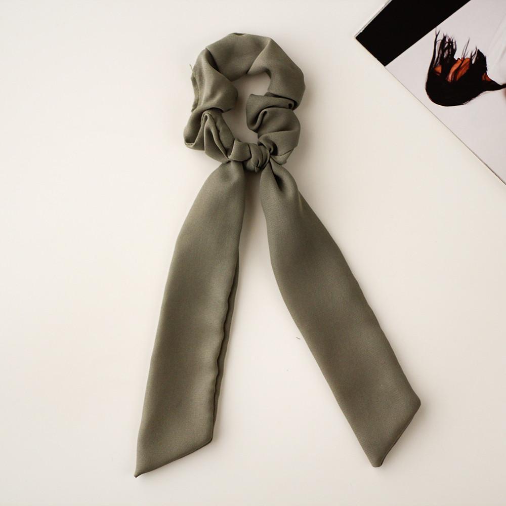ربطة شعر على شكل فيونكة كبيرة نسائي زينة للشعر أكسسوار للشعر ستايل