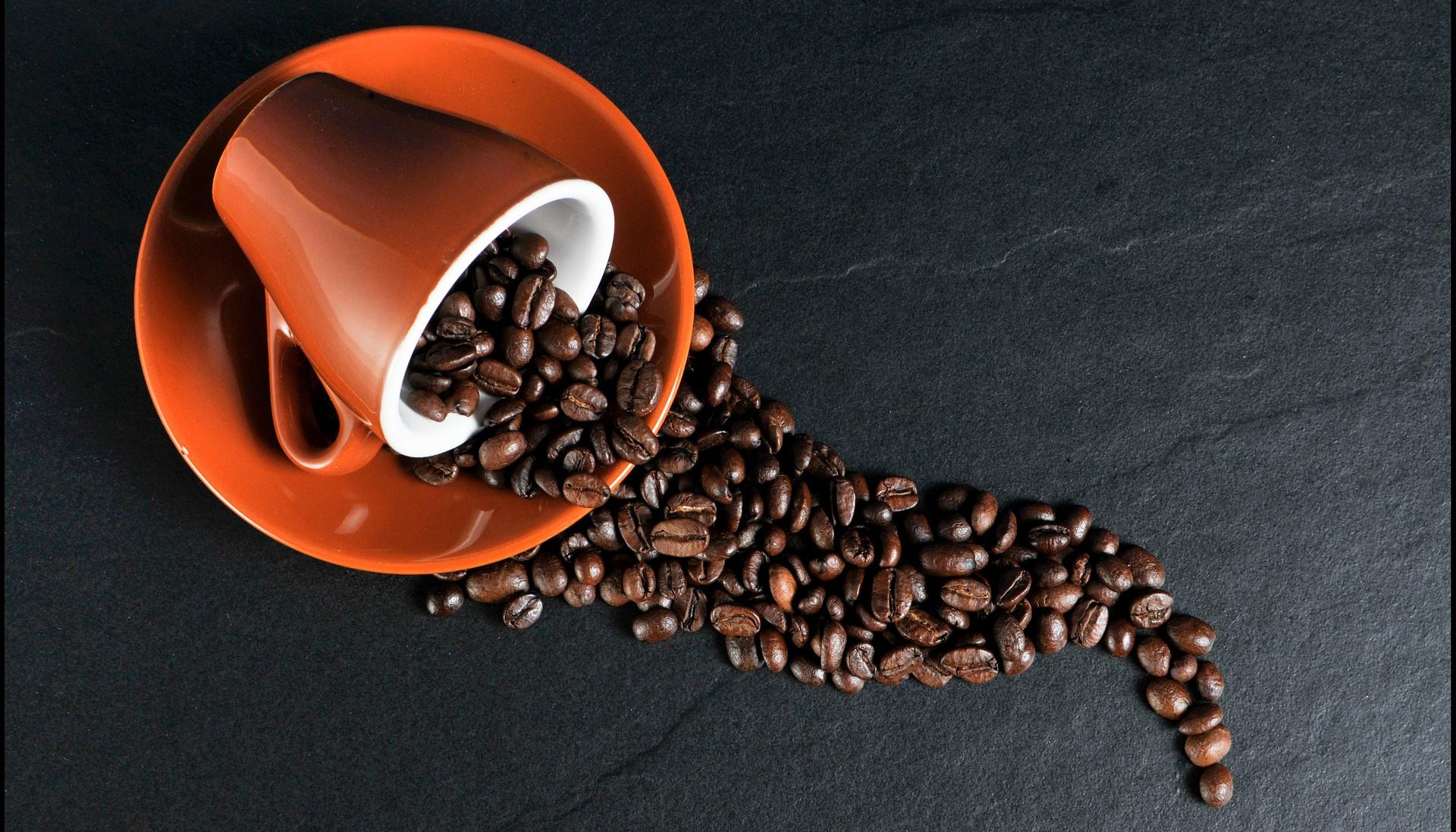 القهوة والشاي