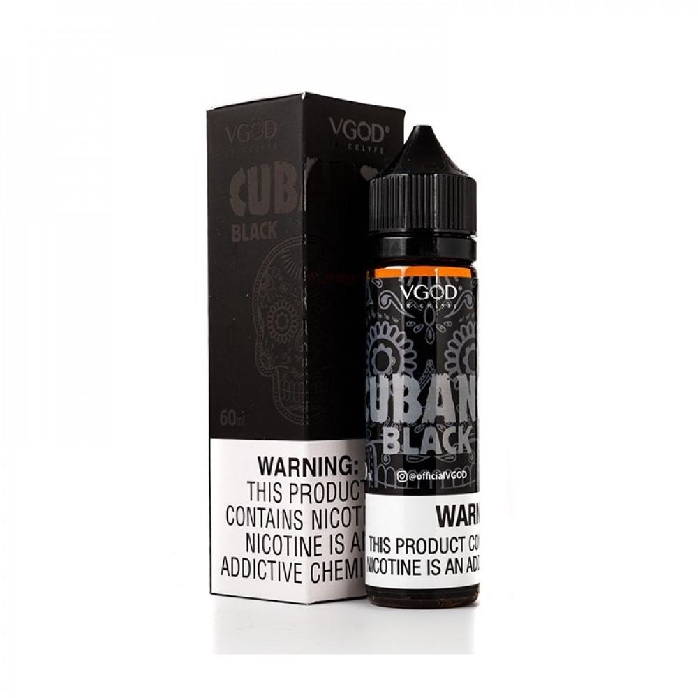 نكهة في قود كوبانو بلاك  - VGOD CUBANO BLACK - 60ML