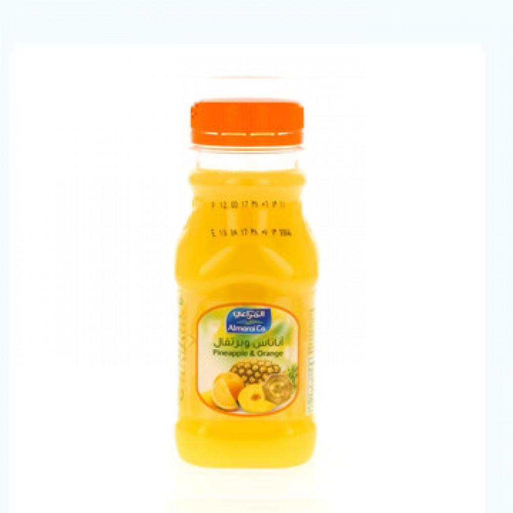 المراعي عصير أناناس و برتقال 300 مل متاجر الشرق المواد الغذائية