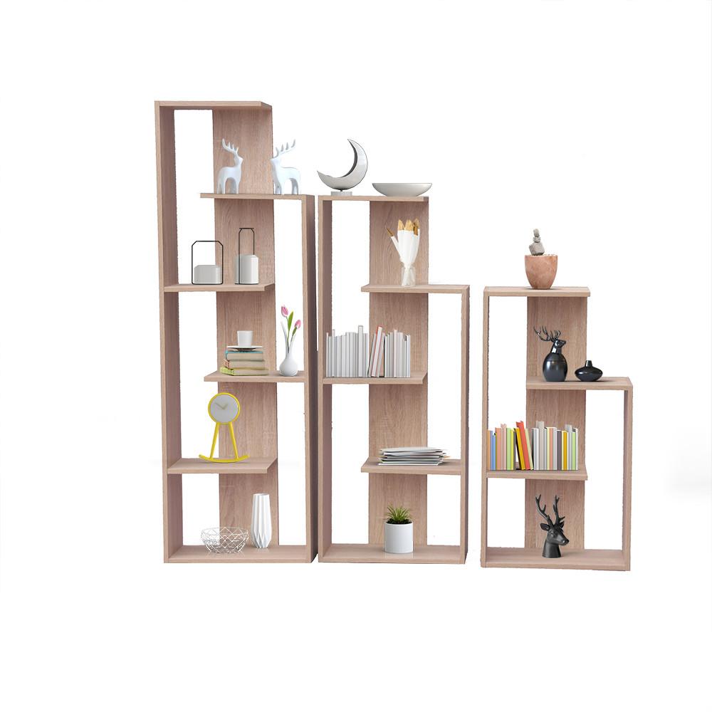أفضل مكتبات الكتب مكتبة كتب خشب مفتوحة موديل سوليتا الراقية