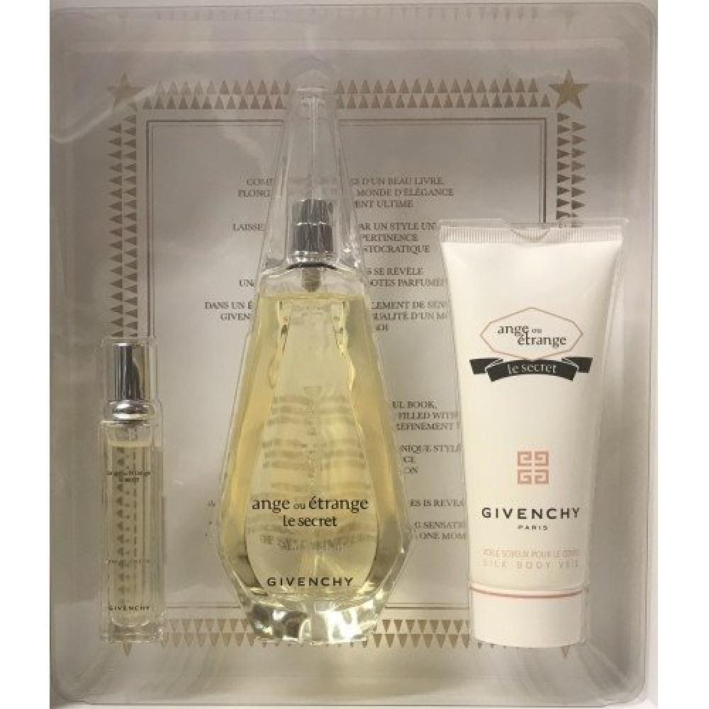 Givenchy Ange Ou Etrange Le Secret Eau de Toilette 100ml 3 Gift Setخبي