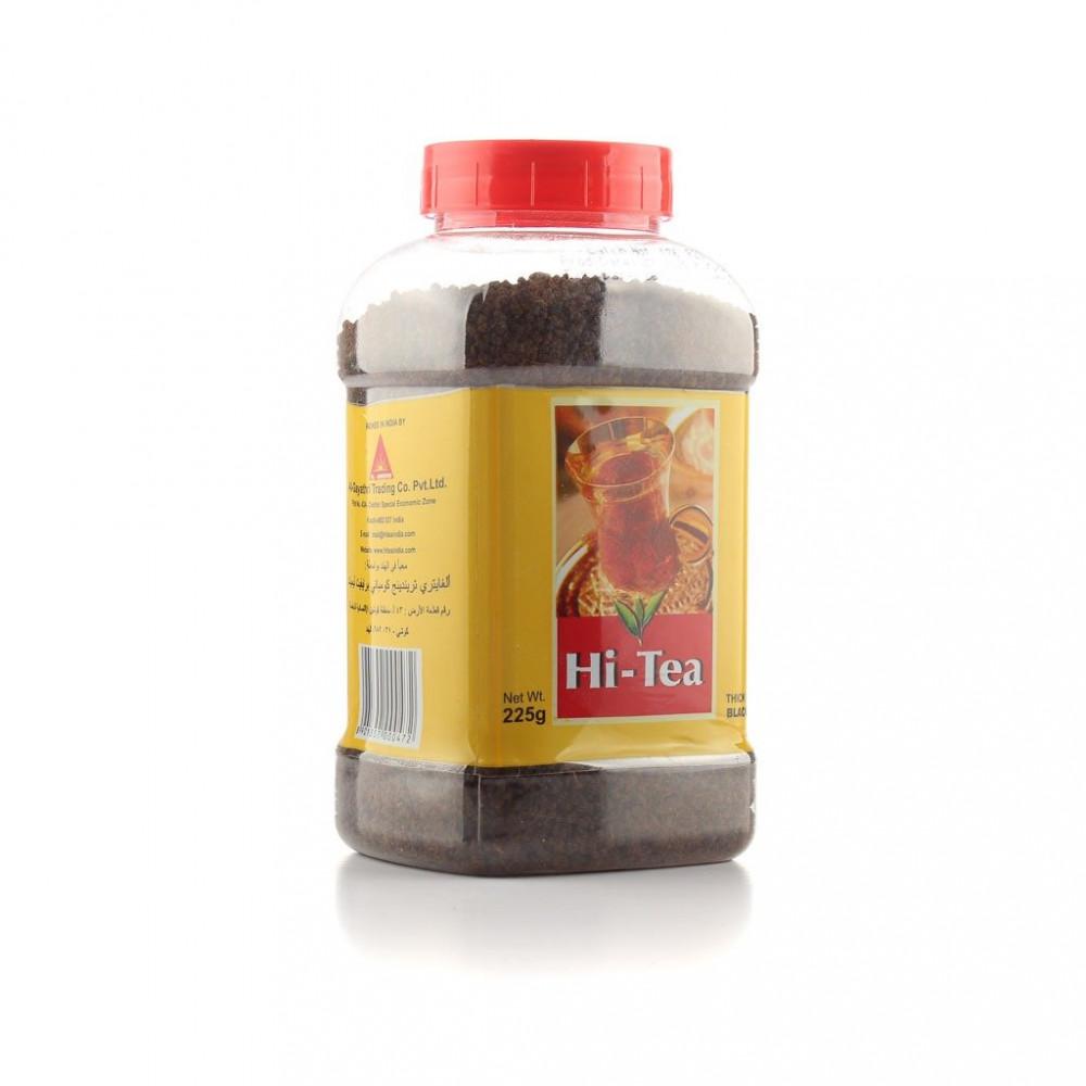 شاي هاي تي 225 جرام بعلبة بلاستيك