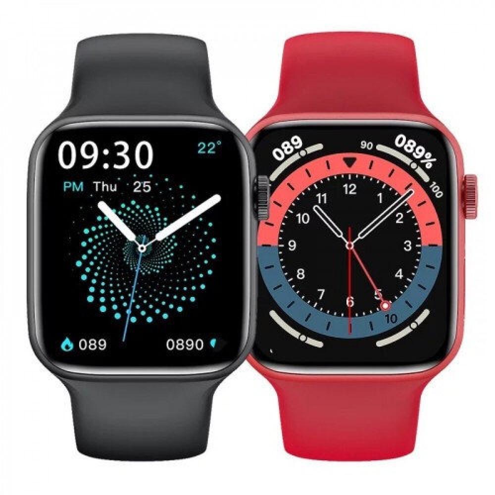 ساعة ذكية hw22 - ساعات ذكية