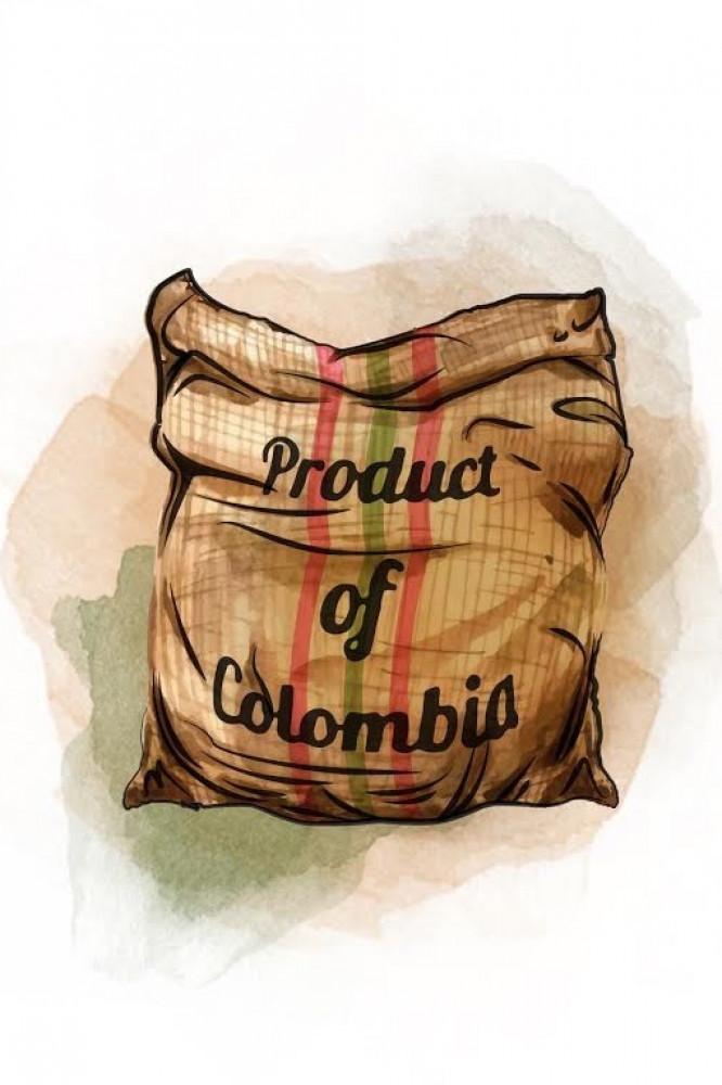 كولومبيا - ويلا - 250g - مصنع القهوة