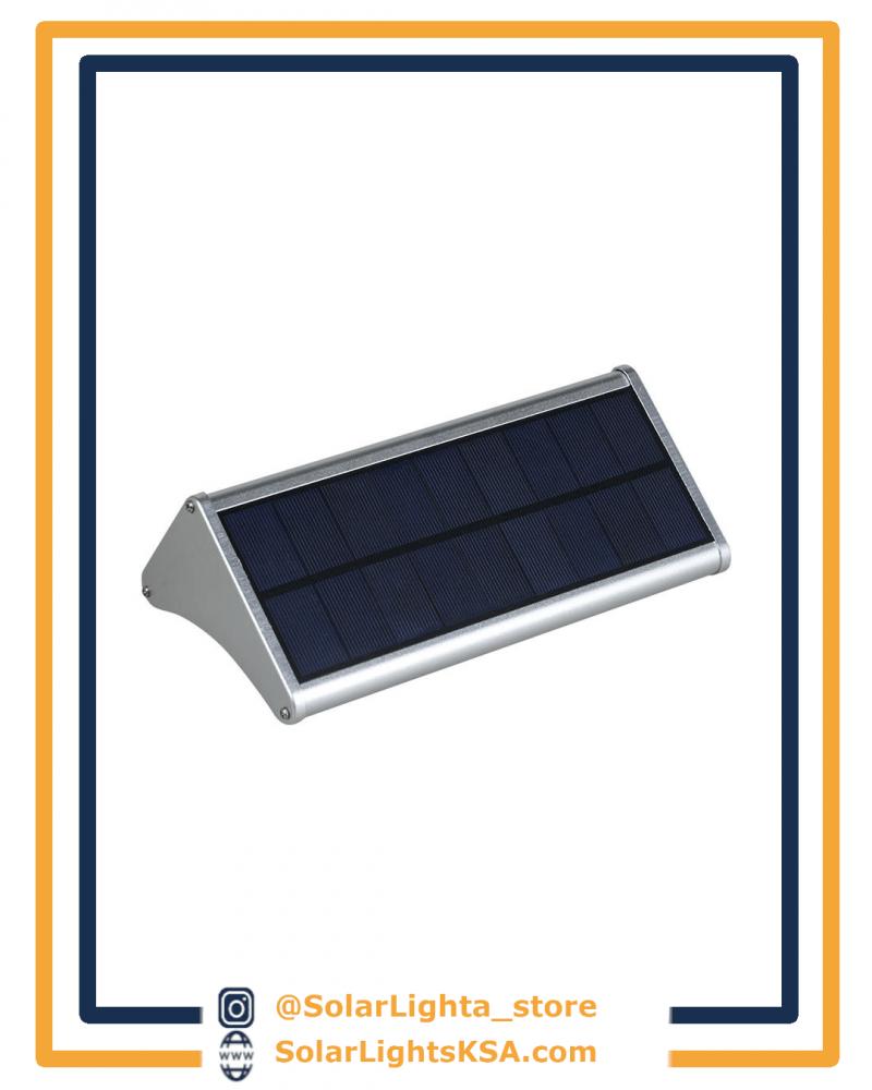 لمبه جداري طاقة شمسيه 6 واط