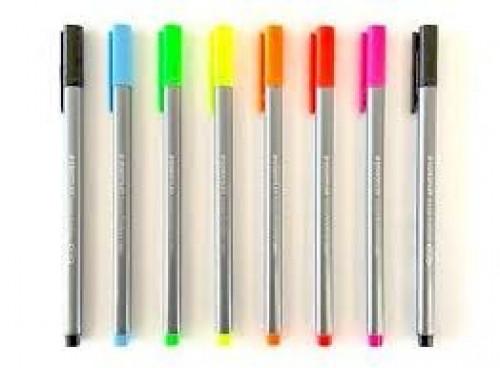 قلم حبر سائل من ستدلر دري ساف مكتبة الميامين