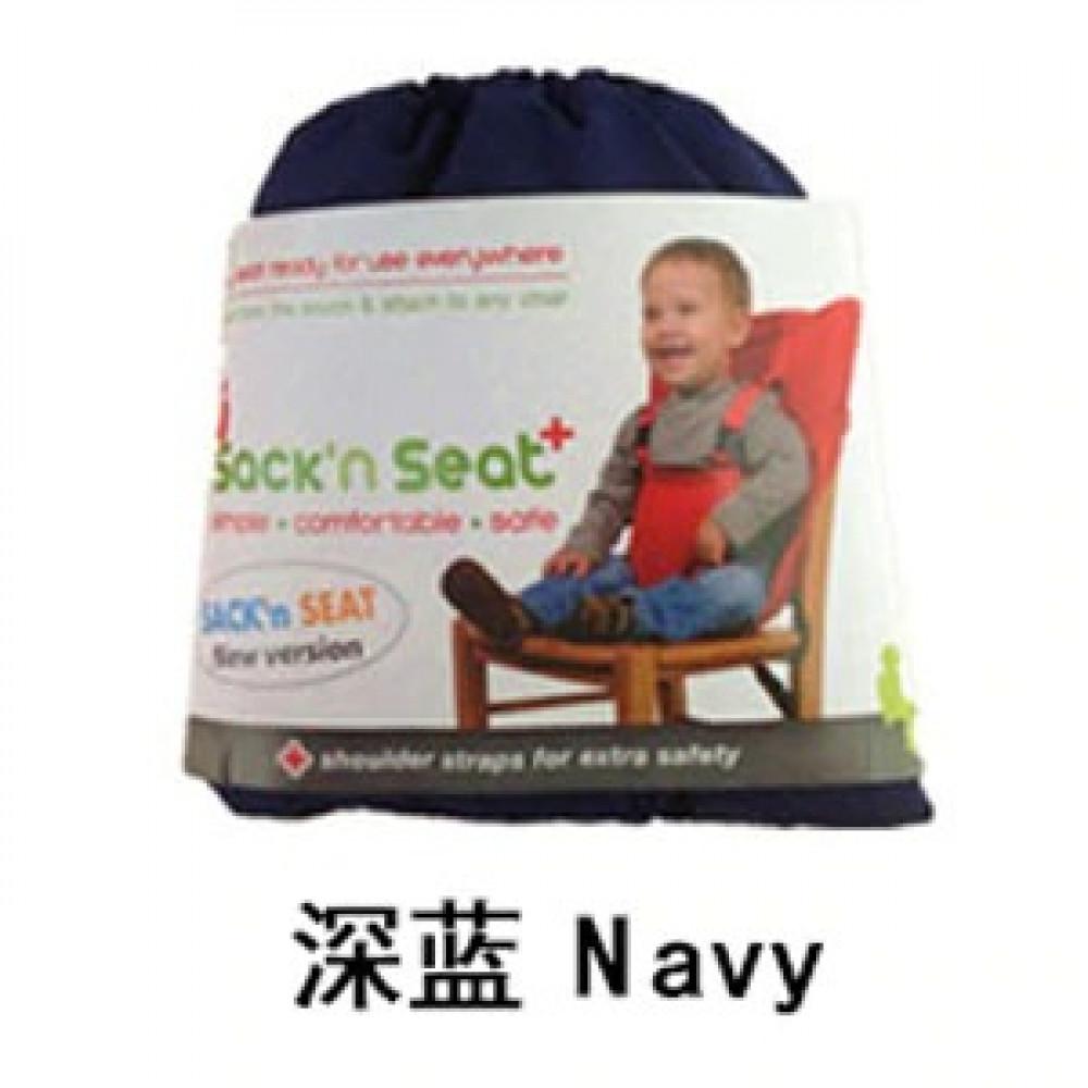 كرسي أطفال مزود بحزام آمان