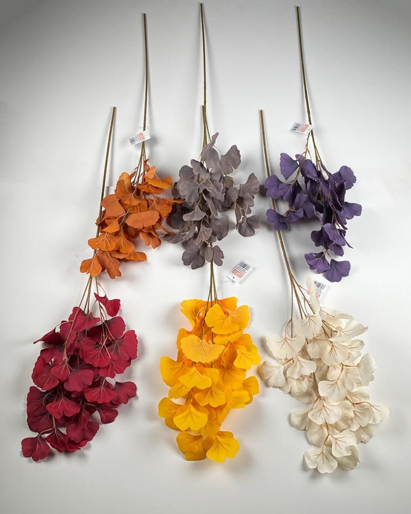 اغصان صناعية ملونة