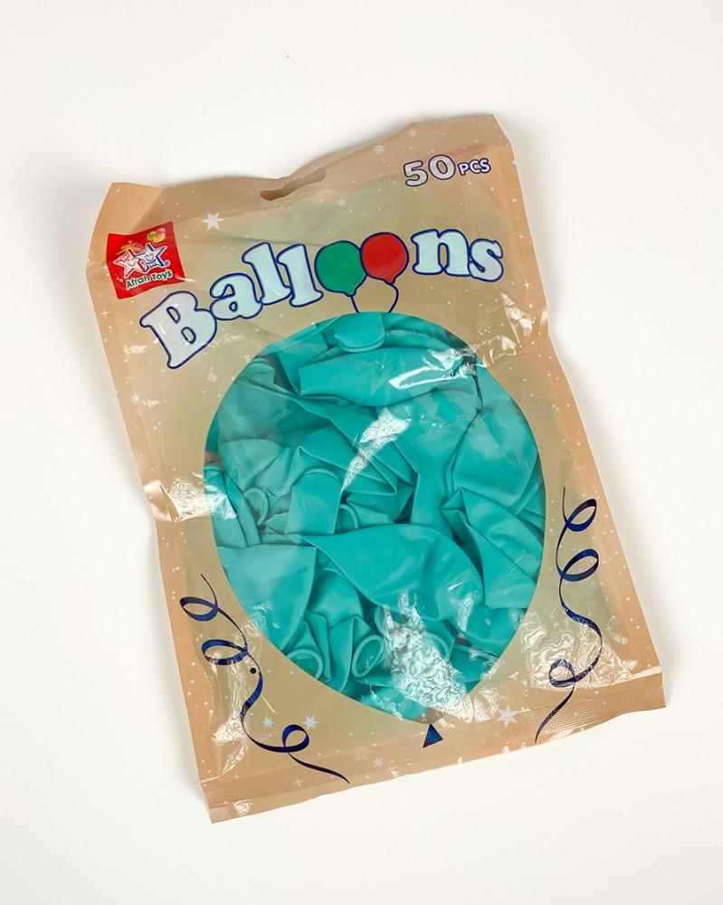 بالونات فيروزي