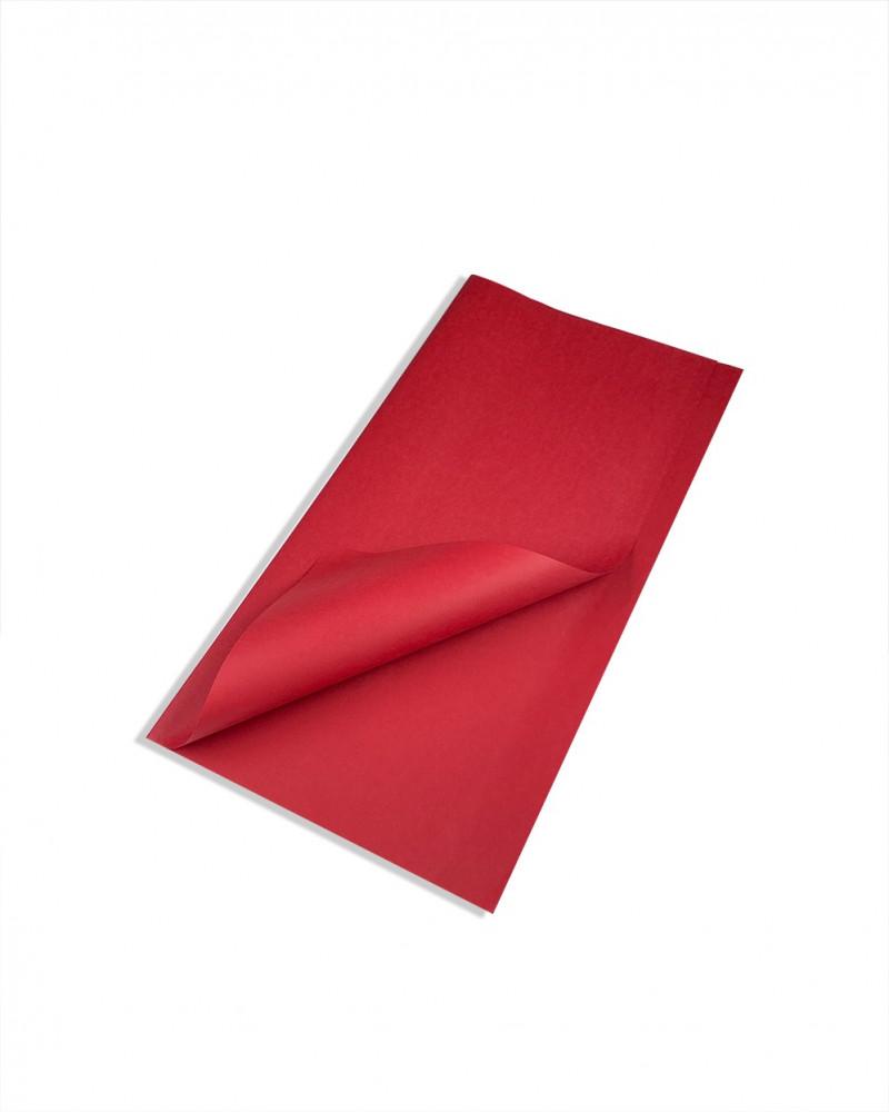 ورق تغليف احمر