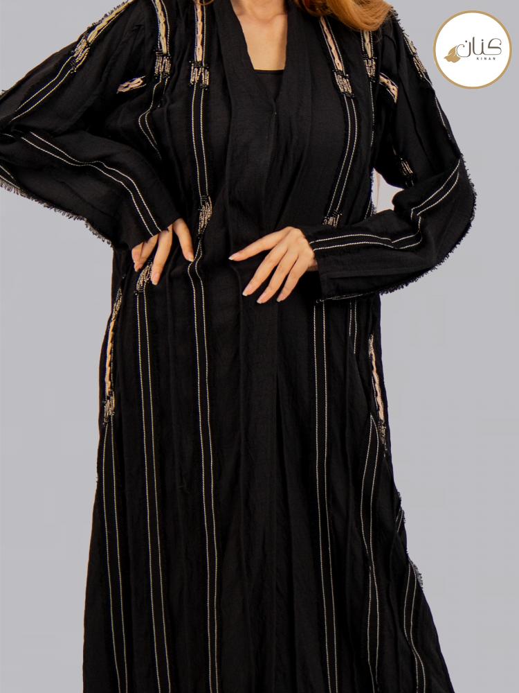 قماش كريب بحريني - كولكشن كنان