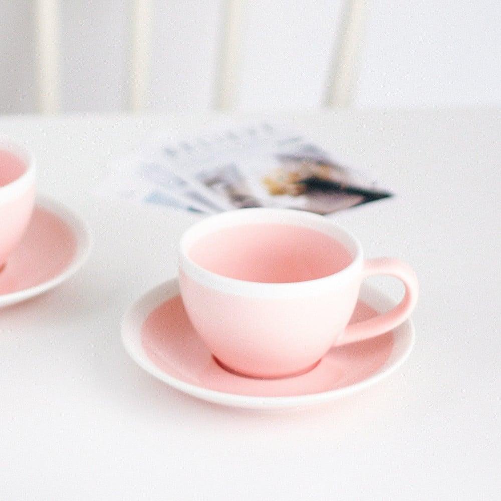 أكواب قهوة كوب لاتيه كوب كابتشينو أدوات القهوة المختصة ركن القهوة صحن