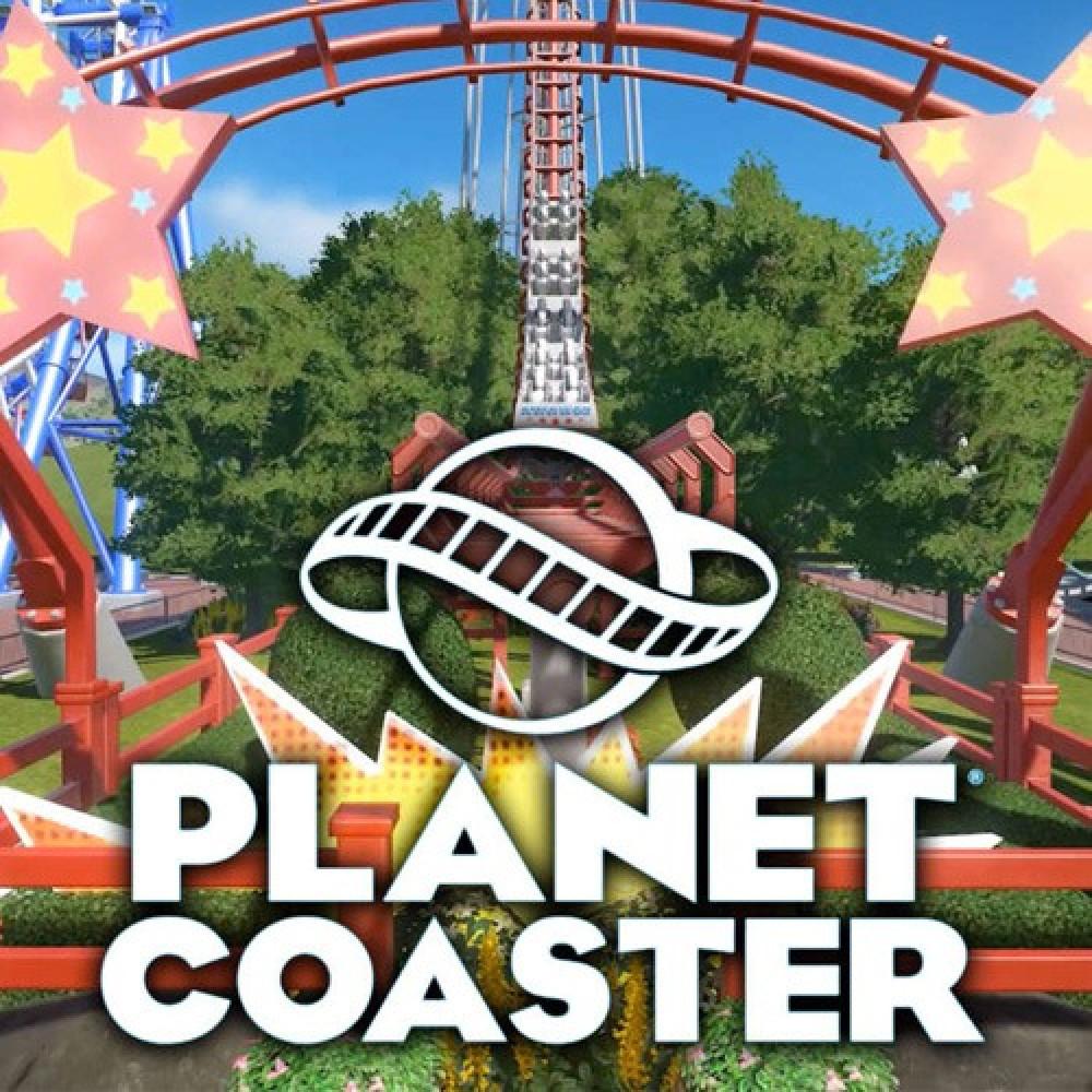 لعبة Planet Coaster للكمبيوتر