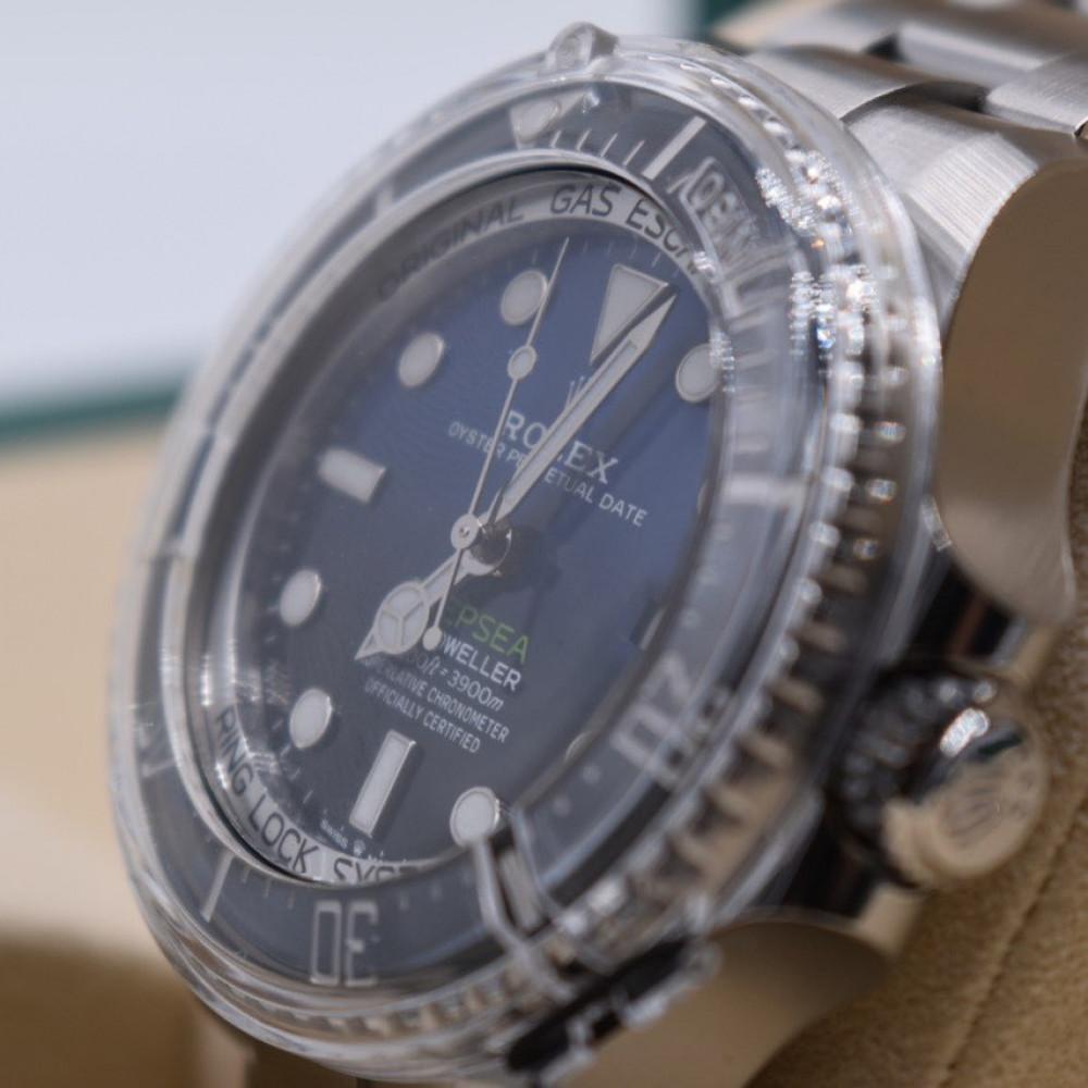 Rolex Deepsea Oystersteel 44mm