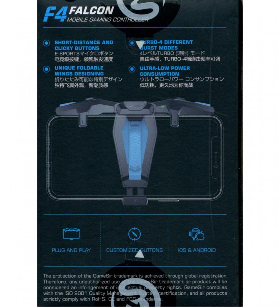 Gamesir F4 Falcon-ازرار ببجي-F4