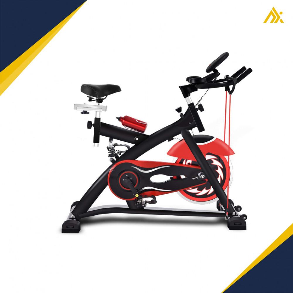 سعر جهاز الدراجة الرياضي للبيع مغناطيسية - متجر اك فيت