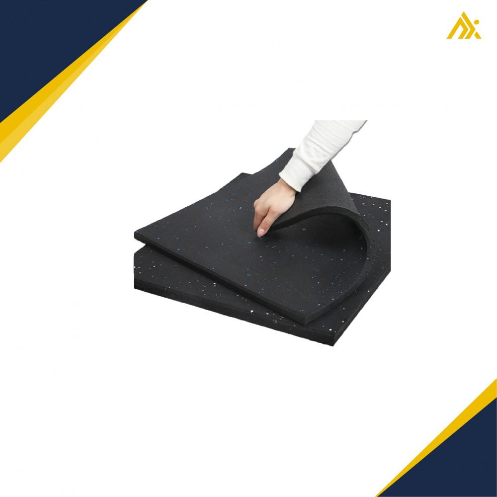 ارضيات للتمارين - rubber mat