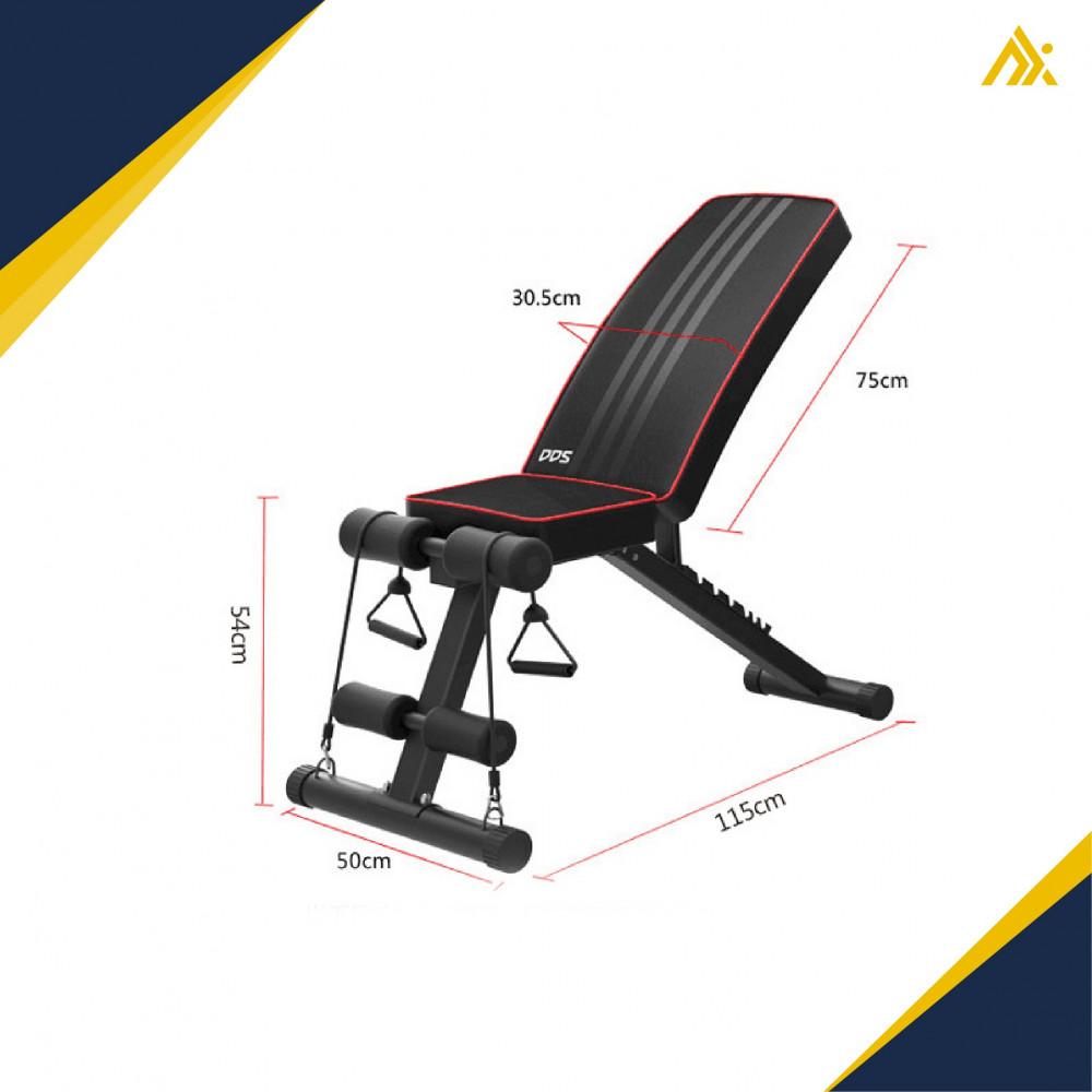 كرسي رياضي لتمارين المقاومة
