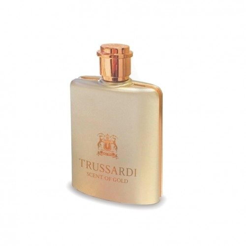 Trussardi Scent Of Gold Eau de Parfum 100ml خبير العطور