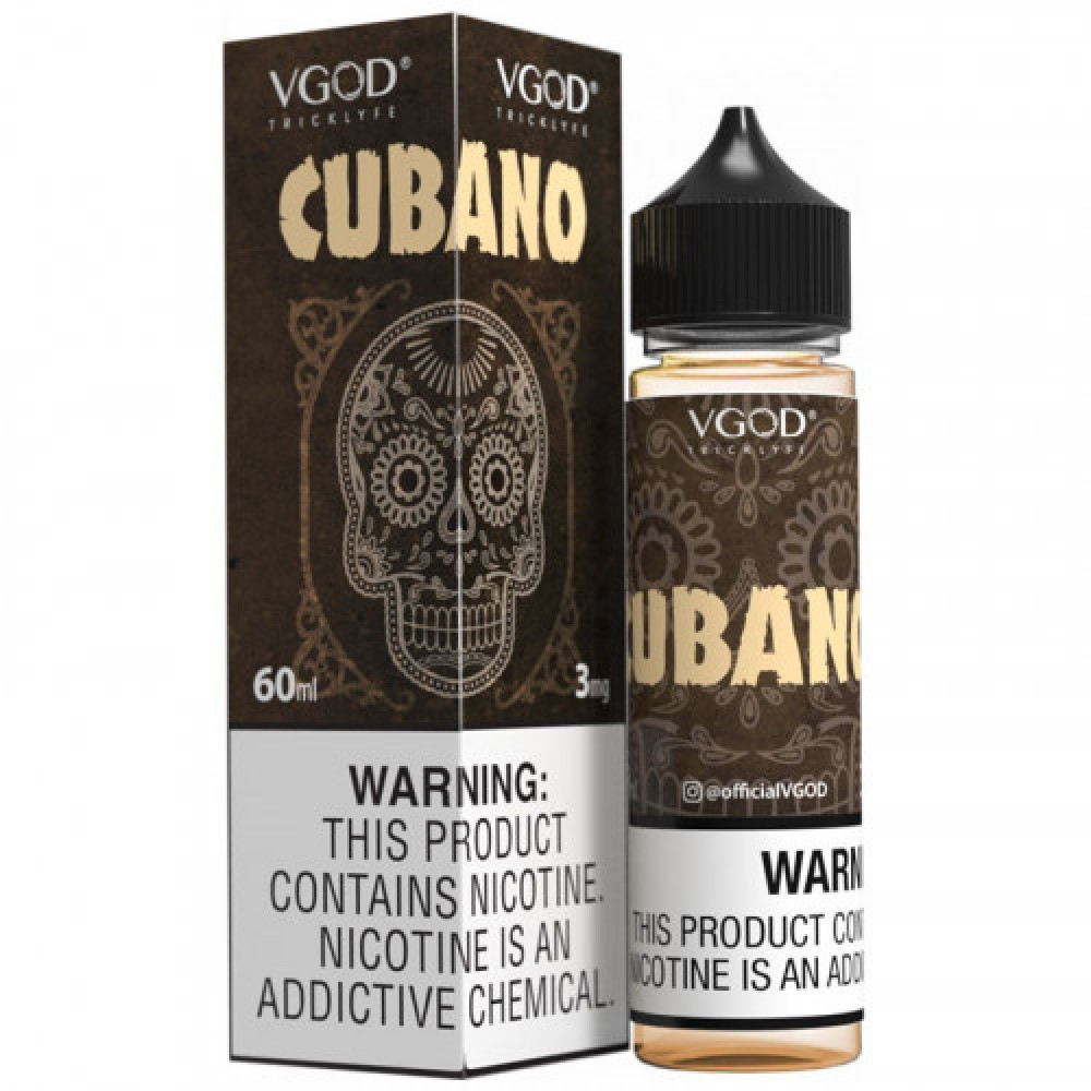 كوبانو فيقود - VGOD CUBANO - 60ML