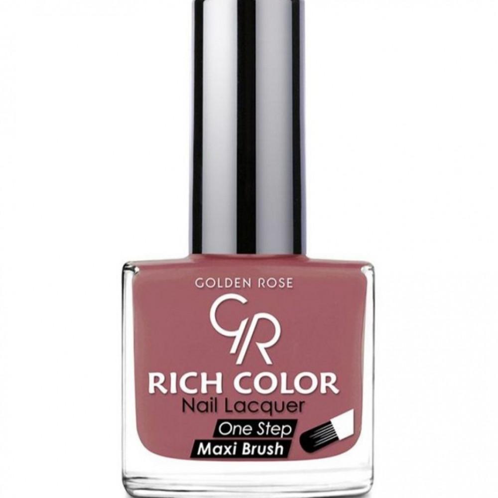 مناكير قولدن روز ريتش كلور  GOLDEN ROSE Rich Color Nail Lacquer 141