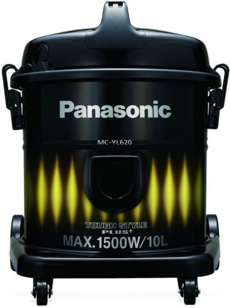 مكنسة باناسونيك 1500 واط 10 لتر Panasonic Vacuum Cleaner MC-YL620