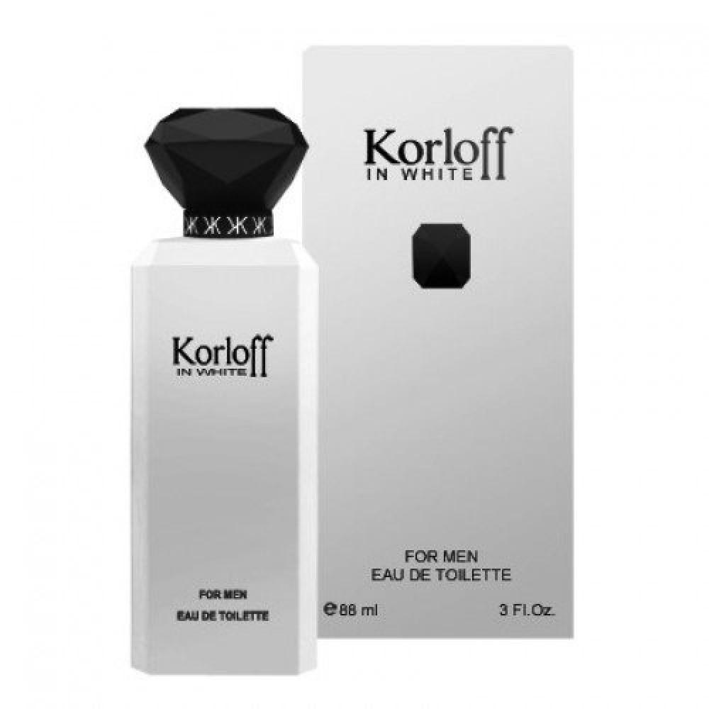 Korloff In White Eau de Toilette 88ml خبير العطور