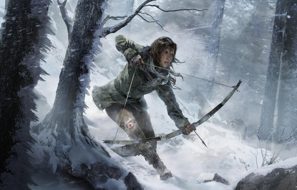 Rise of The Tomb Raider 20 Year Celebration -PS4