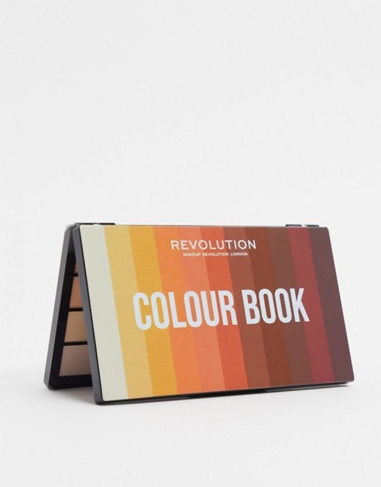 ظلال العيون من ريفولوشن كلور Revolution Colour