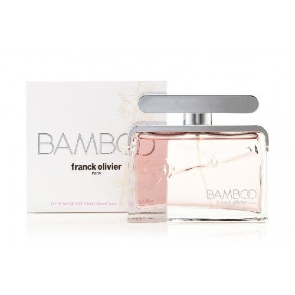 Franck Olivier Bamboo for Women Eau de Parfum 75ml متجر خبير العطور