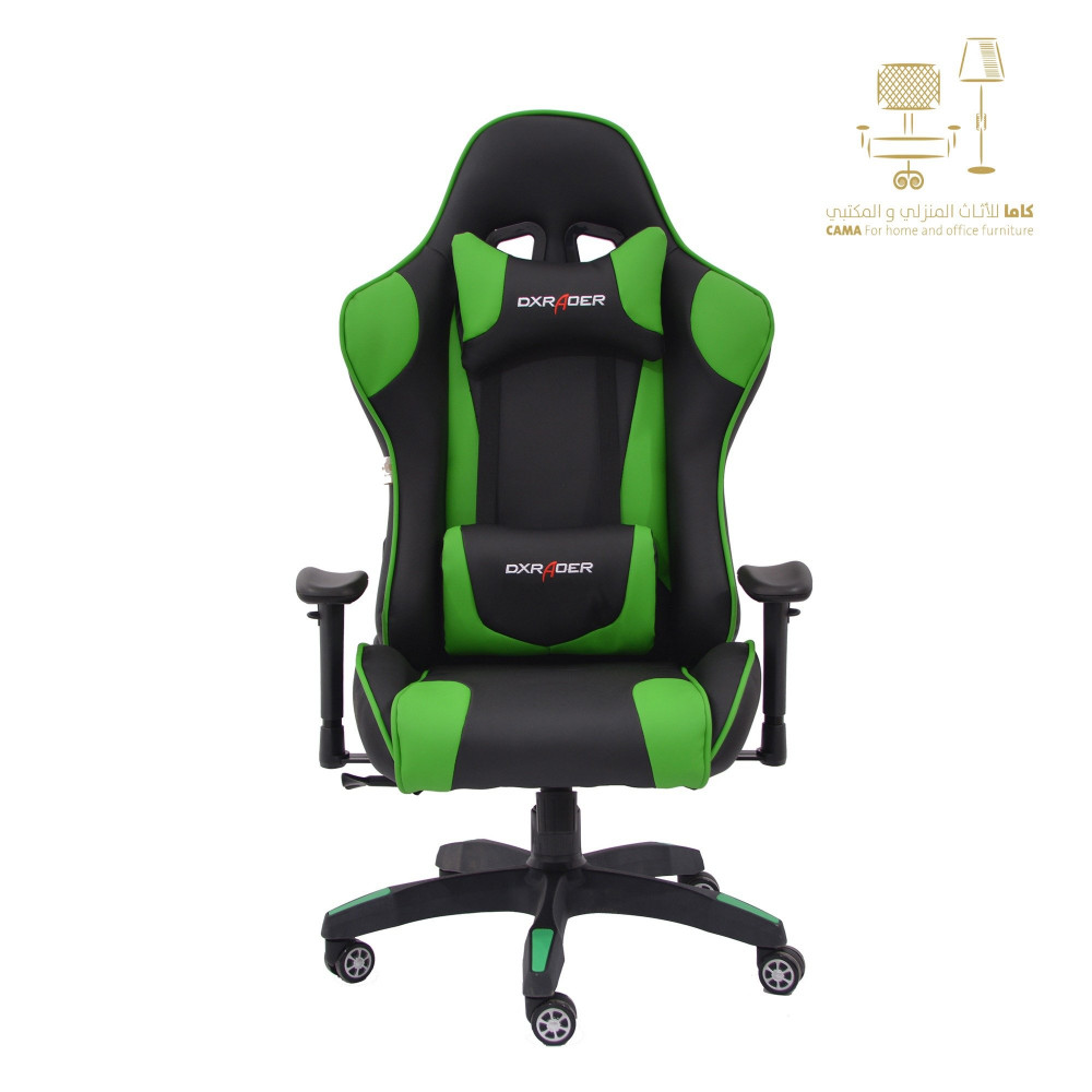 كرسي قيمز اخضرC-SD-1508- green