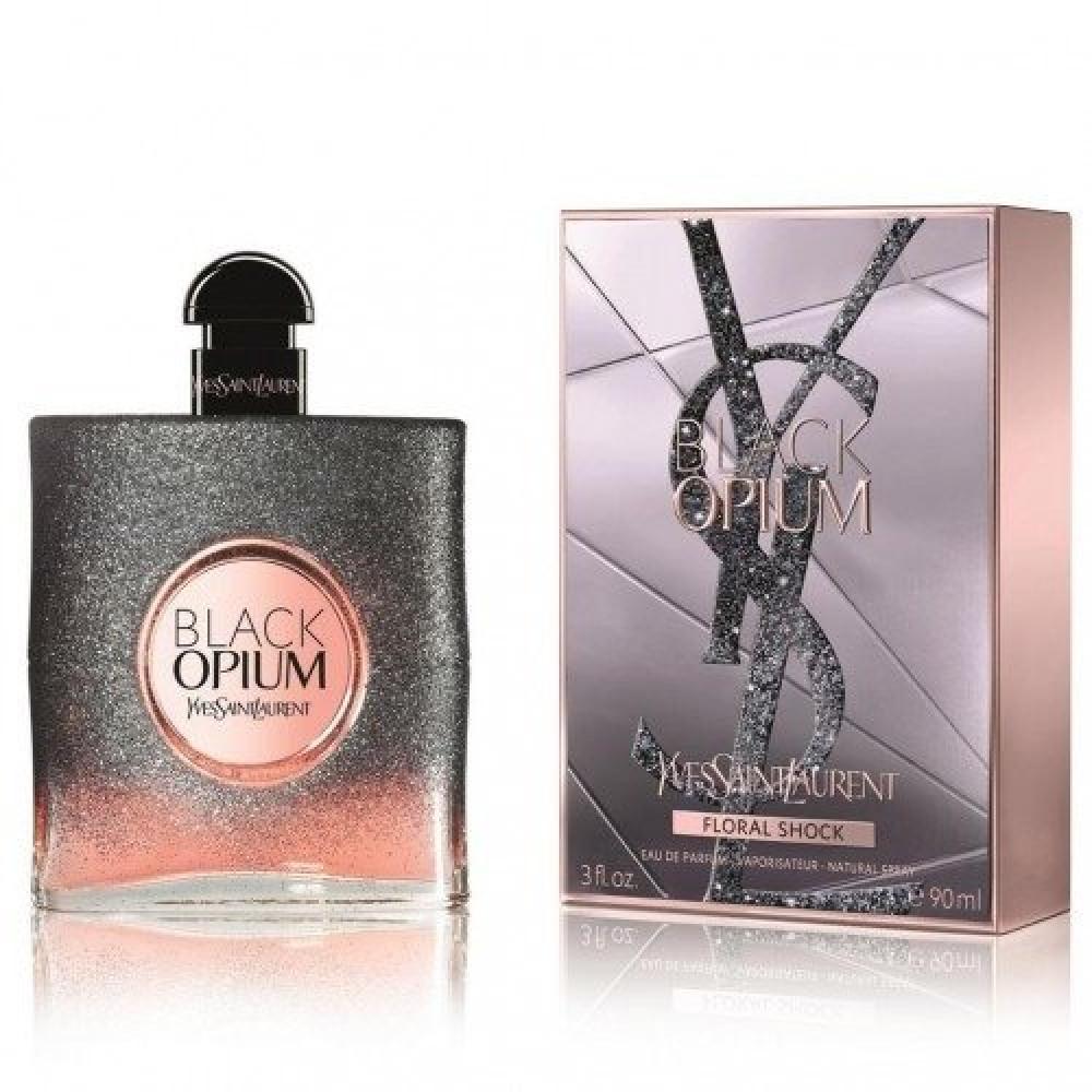 Yves Saint Laurent Black Opium Floral Shock Eau de Parfum 50ml خبير ال