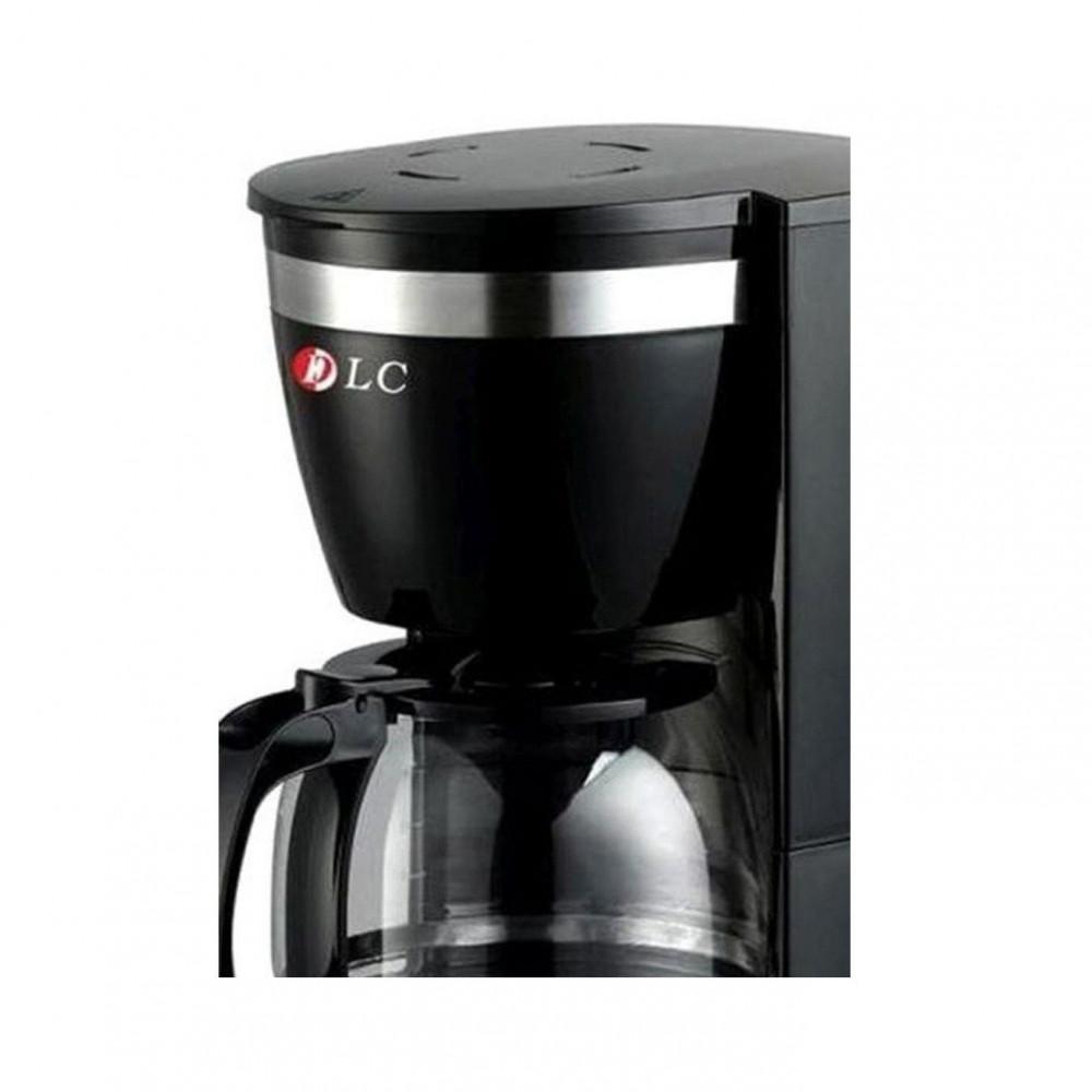 ماكينه قهوه - ماكينة القهوة  DLCCM7302 لون أسود