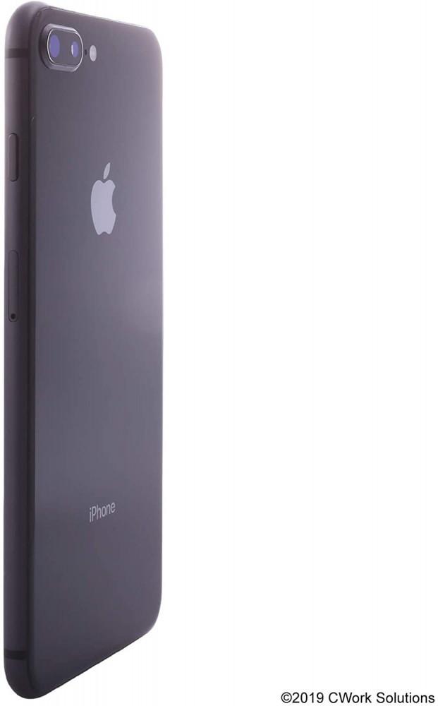 ابل ايفون 8 Plus بذاكره داخليه 64 GB  مع فايس تايم الجيل الرابع