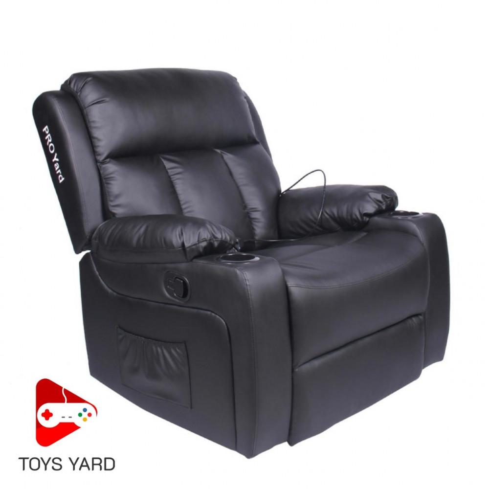 كرسي راحة كرسي مساج كرسي استرخاء كراسي مساج ساحة المحترفين كرسي جلد شركة ساحة اللعبة Toys Yard