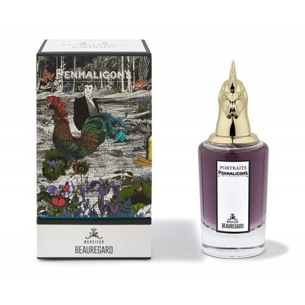 Penhaligons Monsieur Beauregard Eau de Parfum 75ml متجر خبير العطور