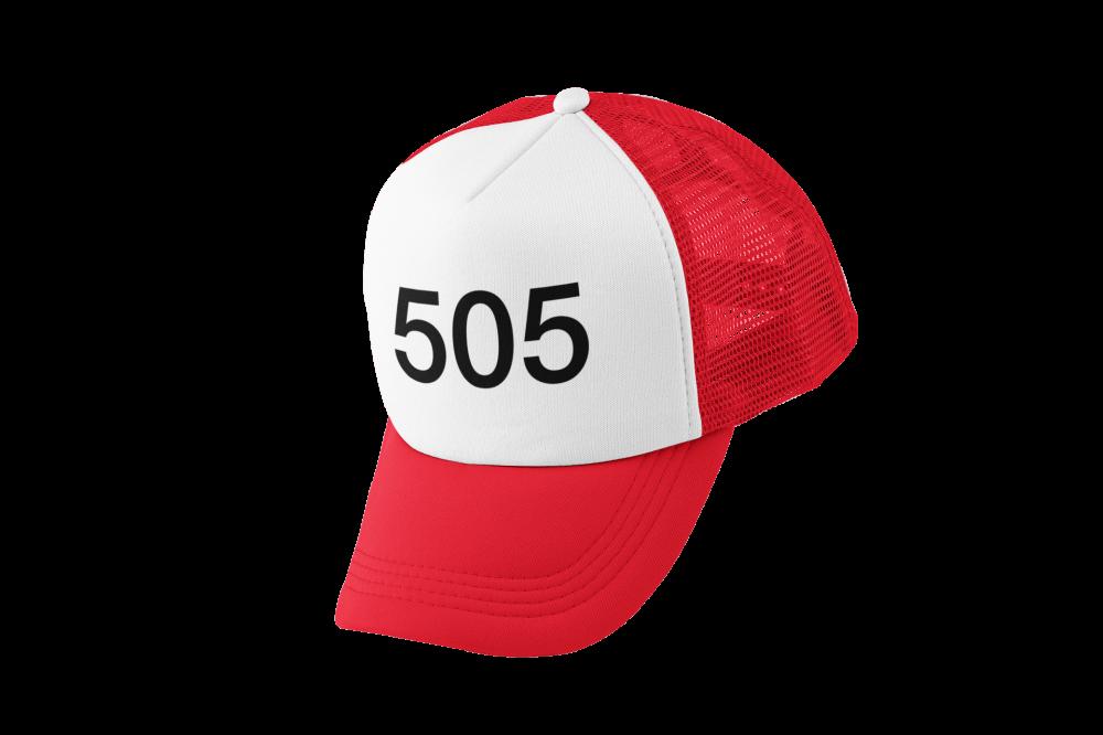 كاب طباعة برمز 505