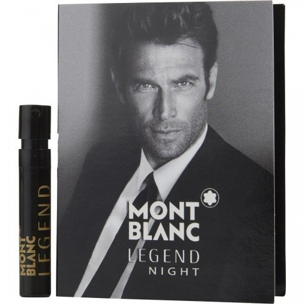 Mont Blanc Legend Night Eau de Parfum Sample 1-2ml خبير العطور
