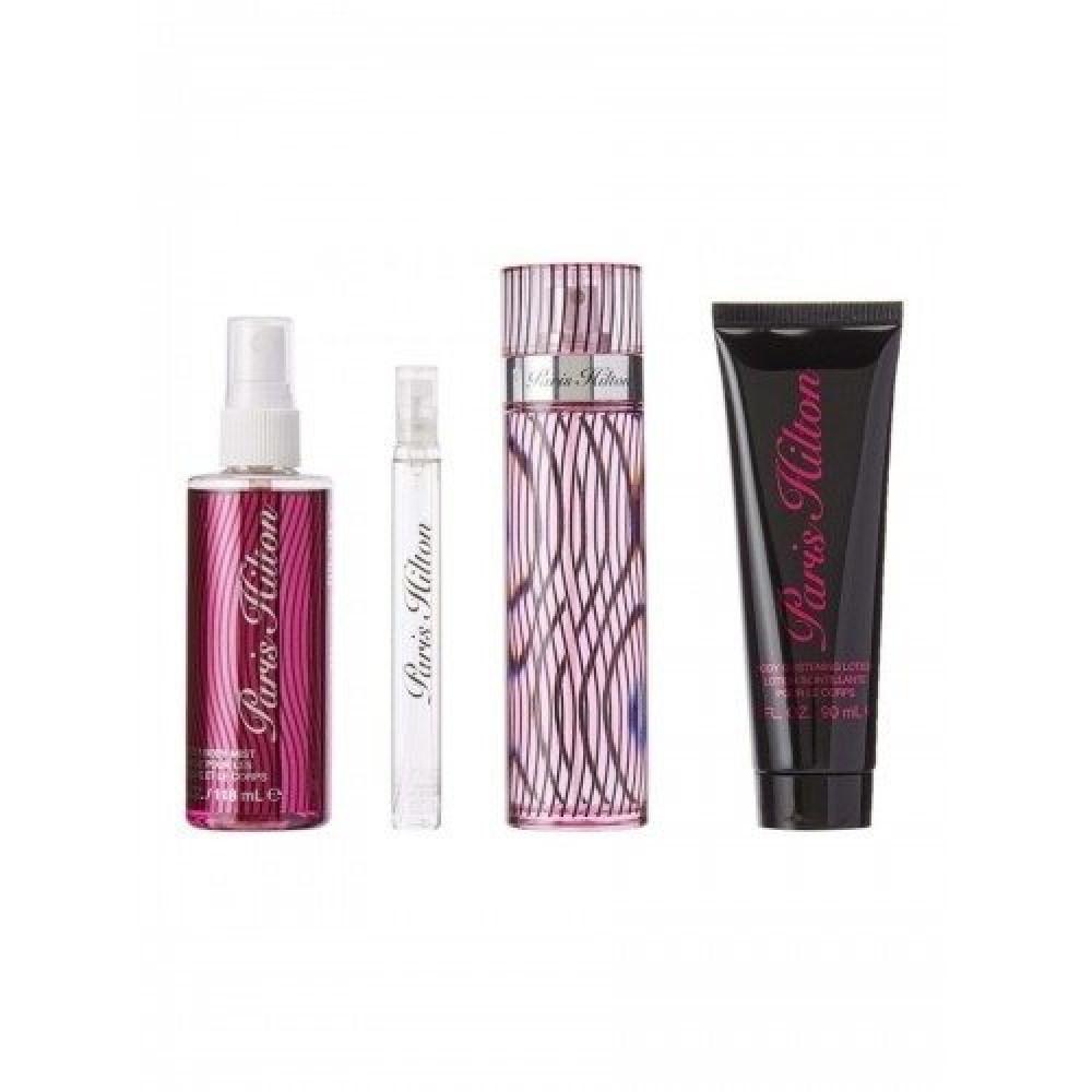 Paris Hilton Eau de Parfum 4 Gift Set متجرخبير العطور