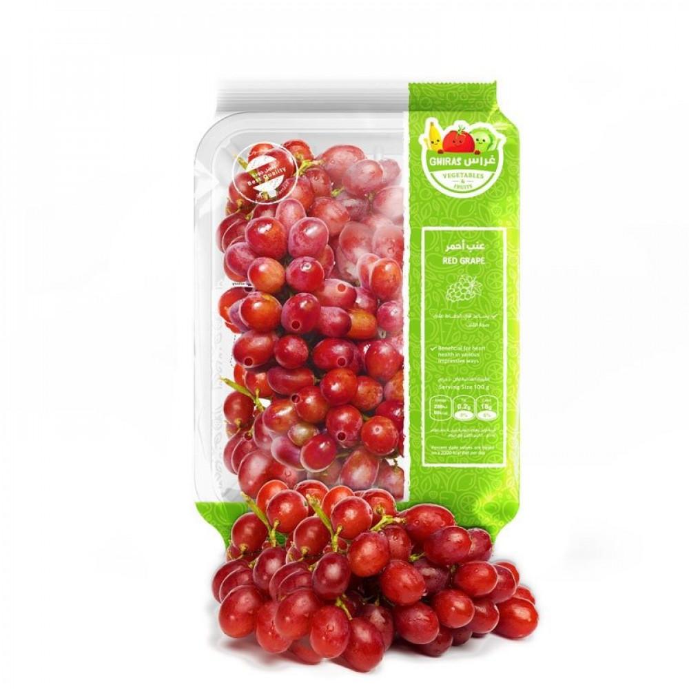 عنب أحمر - العنب الاحمر