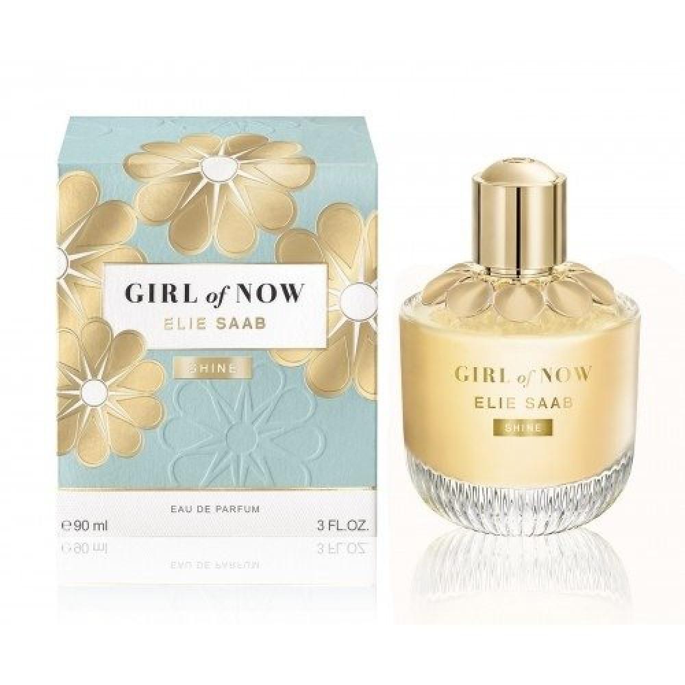 Elie Saab Girl of Now Shine Eau de Parfum 90ml خبير العطور