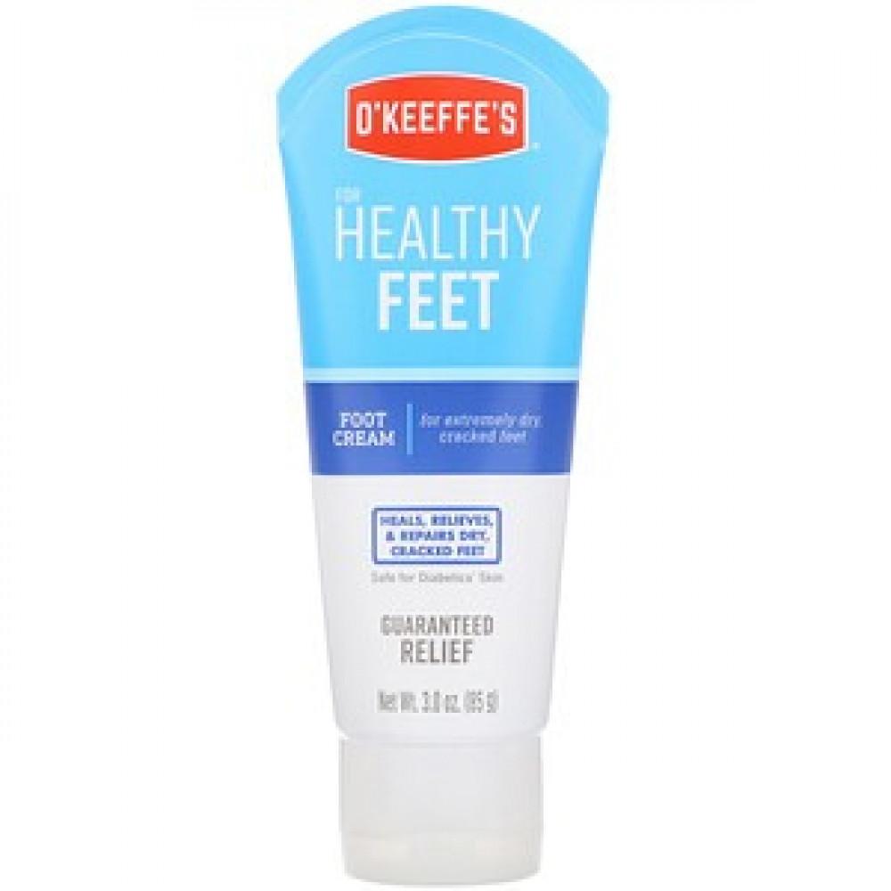 كريم للقدم بدون رائحة لأقدام صحية من اوكيفيز